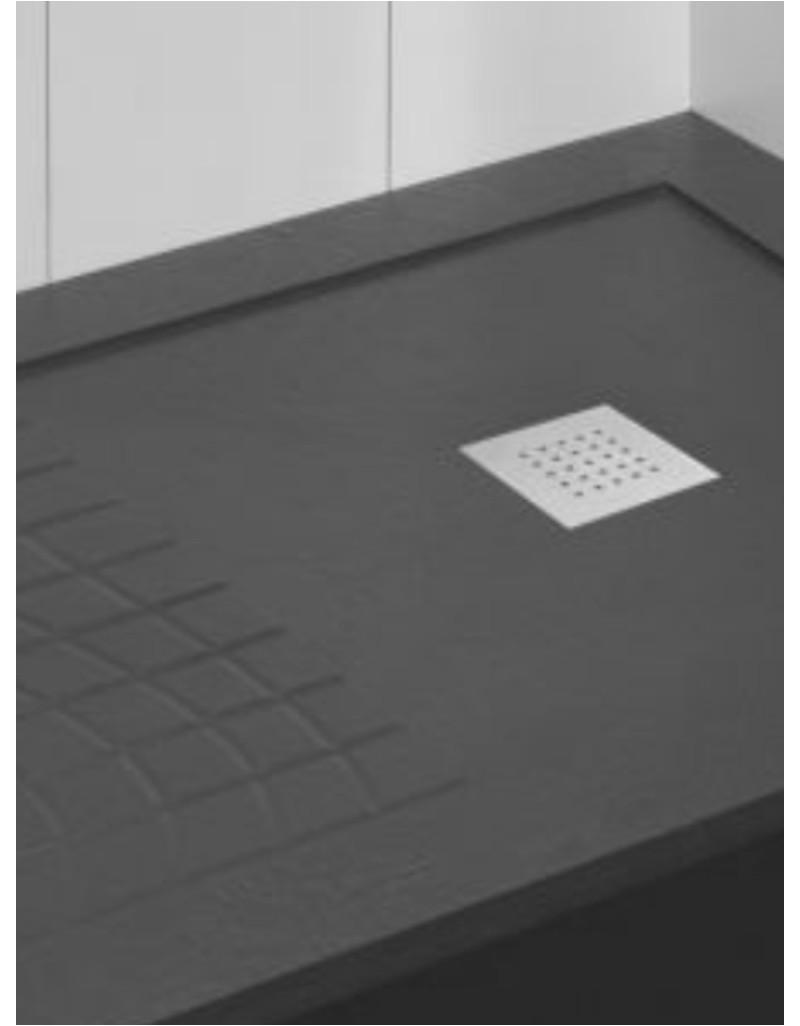 bac douche en r sine sur mesure pleine masse bp c ram carrelage. Black Bedroom Furniture Sets. Home Design Ideas